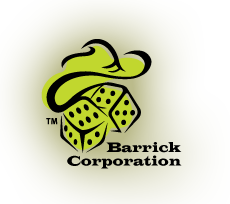 Barrick Corporation logo