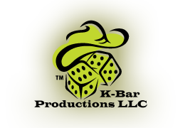 K-Bar Productions logo